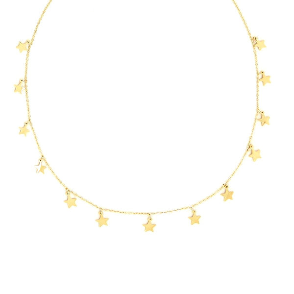 My Jewellery Halskette Little Stars gold